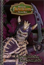 Cover of: Draganta Revealed (Mystic Knights of Tir Na Nog) by Michael Teitelbaum