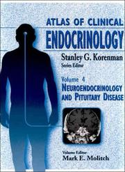 Cover of: Atlas of Clinical Endocrinology, Volume IV | Mark E Molitch