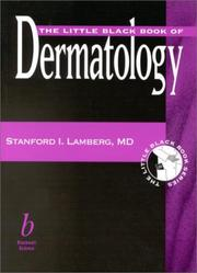 Cover of: The Little Black Book of Dermatology | Stanford I., M.D. Lamberg