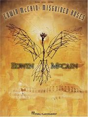 Cover of: Edwin McCain - Misguided Roses | Edwin McCain