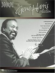 Cover of: The Gene Harris Collection (Artist Transcriptions) | Gene Harris