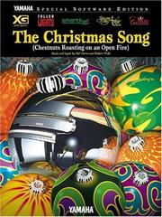 Cover of: The Christmas Song (Chestnuts Roasting on an Open Fire) - Yamaha Special Software Edition | A. Dannhauser
