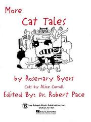 Cover of: More Cat Tales | Rosemary Byers