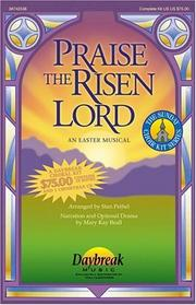 Cover of: Praise the Risen Lord | Mary Kay Beall