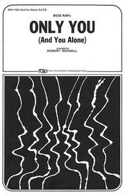 Cover of: Only You (And You Alone) | Buck Ram and Ande Rand