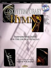 Cover of: Contemporary Hymns by Keith Wilbanks