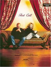 Cover of: First Call by First Call