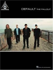 Cover of: Default - The Fallout | Default