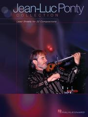 Cover of: Jean-Luc Ponty Collection | Jean-Luc Ponty