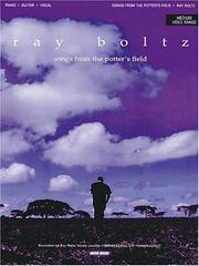 Cover of: Ray Boltz - Songs from the Potter's Field | Ray Boltz