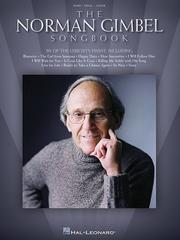 Cover of: The Norman Gimbel Songbook | Norman Gimbel