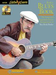 Cover of: Book's Blues Book | Roy Book Binder