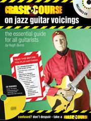 Cover of: Crash Course on Jazz Guitar Voicings | Hugh Burns