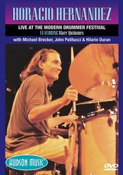 Cover of: Horacio Hernandez Live At The Modern Drummer Festival 2000 Dvd | Horacio    Ddhlp         320421 Hernandez