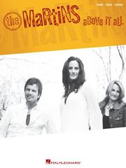 Cover of: The Martins - Above It All | The Martins