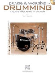 Cover of: Praise and Worship Drumming | Cary Nasatir