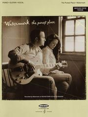 Cover of: Watermark - The Purest Place | Watermark
