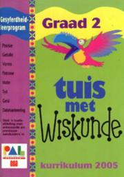 Cover of: Tuis Met Wiskunde by Penny Nyren