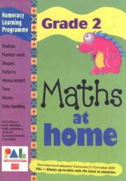 Cover of: Maths at Home | Penny Nyren