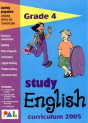 Cover of: Study English | Gene Swanepoel