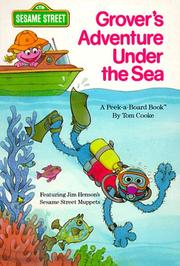 Cover of: Grover's adventure under the sea by Tom Cooke