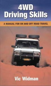 Cover of: 4Wd Driving Skills | Vic Widman