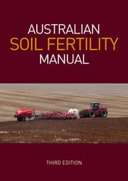 Cover of: Australian Soil Fertility Manual | Fertilizer Industry Federation of Australia