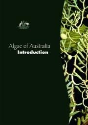 Cover of: Algae of Australia | Australia Biological Resources Study