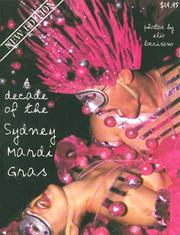 Cover of: A Decade of the Sydney Mardi Gras | Elio Loccisano