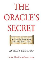 Cover of: The Oracle's Secret | Anthony Fernando