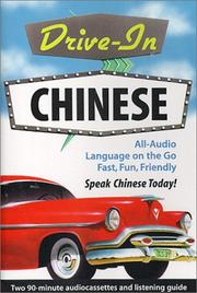 Cover of: Drive-In Chinese (Drive-In) by Jane Wightwick