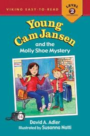 Cover of: Young Cam Jansen and the Molly Shoe Mystery #14 (Young Cam Jansen) | David A. Adler