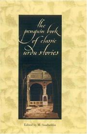 Cover of: Penguin Book of Classic Urdu Stories | M. Asaduddin