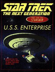 Cover of: U.S.S. Enterprise Next Generation | Ruth Wickings