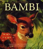 Cover of: Bambi by Felix Salten