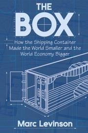 Cover of: The Box by Marc Levinson