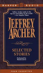 Cover of: Selected Stories | Jeffrey Archer