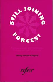 Cover of: Still Joining Forces? | Felicity Fletcher-Campbell