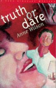 Cover of: Truth or Dare (A Sara Kingsley Mystery) | Anne Wilson