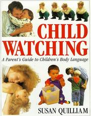Cover of: Child watching by Susan Quilliam