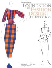 Cover of: Foundation in Fashion Design and Illustration by Julian Seaman