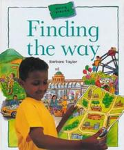 Cover of: Finding the Way (Going Places) by Barbara Taylor