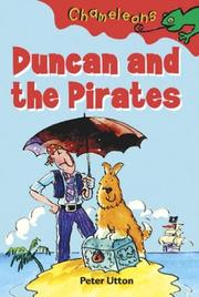 Cover of: Duncan and the Pirates (Chameleons) by Peter Utton