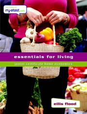 Cover of: Essentials for Living | Eilis Flood