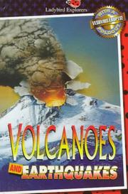 Cover of: Volcanoes and Earthquakes | Unauthored