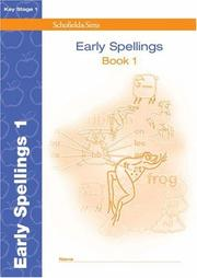 Cover of: Early Spellings (Spelling) | Paul Martin