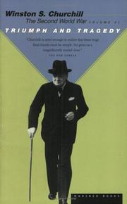 Cover of: The Second World War, Volume 6 | Winston S. Churchill