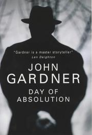 Cover of: Day of Absolution by John Gardner