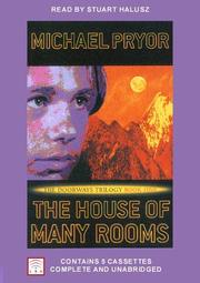 Cover of: The House of Many Rooms by Michael Pryor