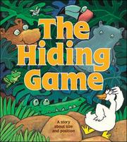Cover of: Hiding Game - Dizzy Dinosaur Concept Books for Foundation (B06) | Rosemary Reuille Irons